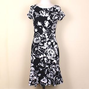 Ralph Lauren Floral Short Sleeve Dress